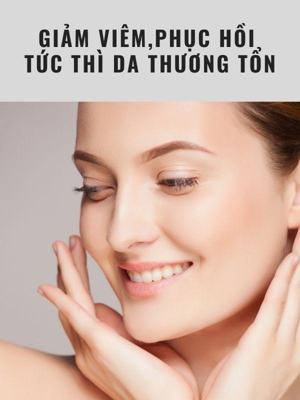 Giảm viêm, làm dịu kích ứng và phục hồi da với Dr Spiller Aloe Vera Gel