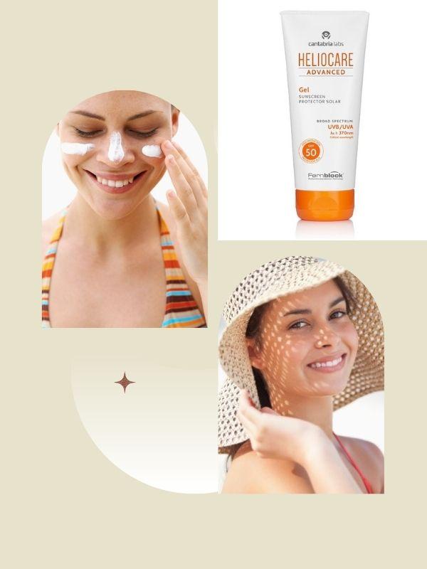Heliocare Advanced Gel SPF 50 tối ưu hiệu quả chống nắng bảo vệ da