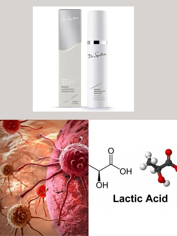 Dr Spiller Rinazell Lacteal Active Substance Gel và những thành phần vượt trội
