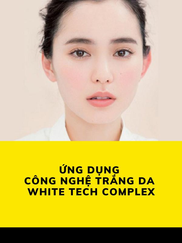 Heliocare Purewhite Radiance ứng dụng công nghệ trắng da White Tech Complex đỉnh cao