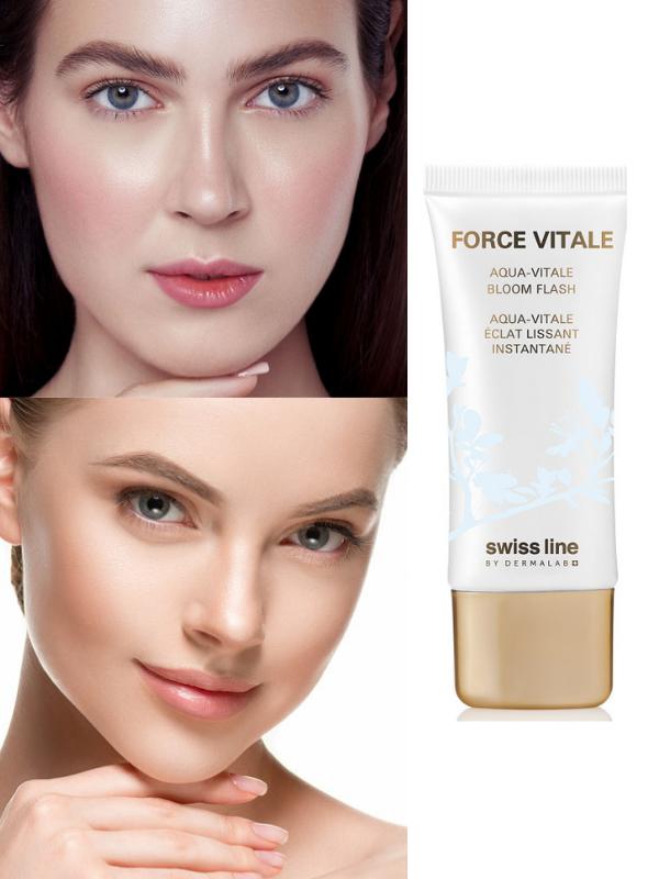 Swissline Aqua-Vitale Bloom Flash che phủ khuyết điểm đỉnh cao