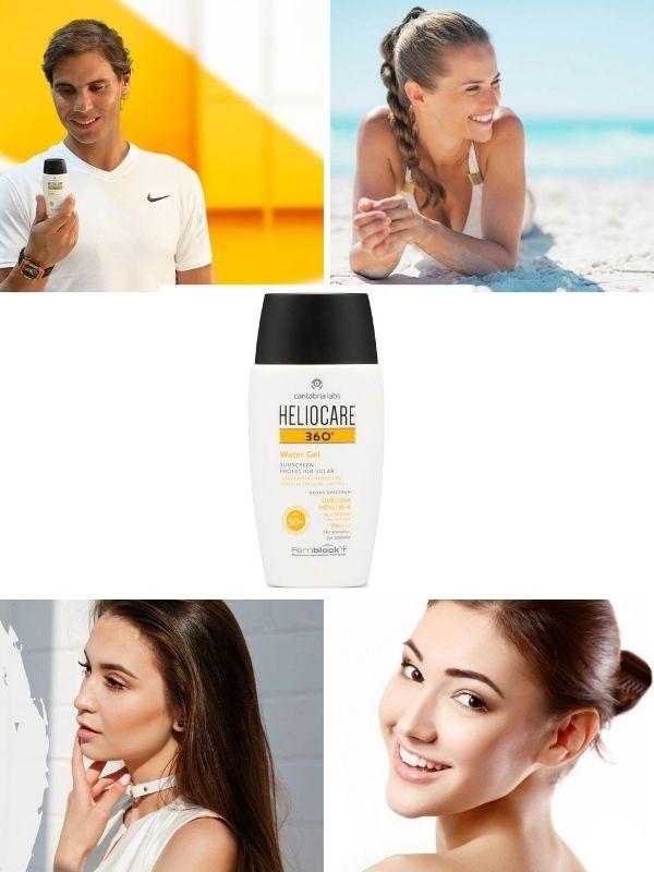 Sản phẩm thích hợp dành cho mọi loại da, nhiều đối tượng khác nhau.